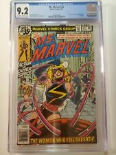 MS. MARVEL #23 (CGC 9.2) 1979 VANCE ASTRO COVER & APPEARANCE; FINAL ISSUE!