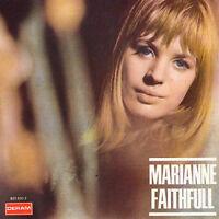 MARIANNE FAITHFULL Marianne Faithfull Self-Titled CD BRAND NEW
