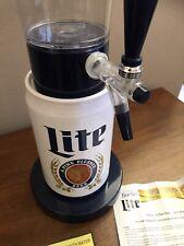 🇺🇸New🇺🇸Miller Lite Can Beer Tower Dispenser Tube Tap New 100 oz