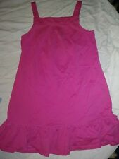 HANNA ANDERSSON VINTAGE GIRLS JUMPER DRESS SIZE 160 PINK