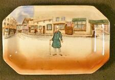 ROYAL DOULTON DICKENS WARE PIN DISH - ASH TRY depicting 'Mr Micawber'
