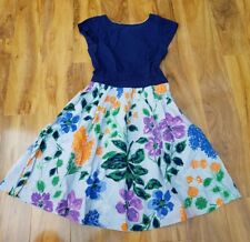 Boden Ladies GORGEOUS Roselyn Embroidery Dress UK 8R. Excellent condition. WH807