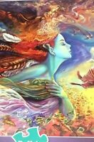 "Spirit of Flight Josephine Wall 1000pc Jigsaw Puzzle Birthday Gift 26.75""x19.75"""