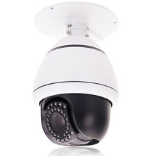 1200TVL HD Sony CMOS 30X Zoom PTZ IR Night Vision Home Dome Security CCTV Camera
