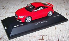 "Audi TT RS Coupe  rot  "" IAA 2009 ""    Schuco Nr : 450737100"
