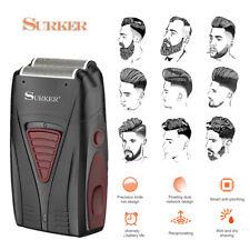 SHENKE Men's Electric Shaver Trimmer Bald Razor Rechargeable Hair Beard Shaving