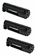 3-Pack/Pk CE285A 85A 285A Toner Cartridge For HP LaserJet P1102 P1102W M1212NF