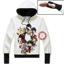 Anime Boku no Hero Academia Izuk Pullover Jacket Cosplay Hoodie Unisex Coat#GZ52