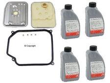 4-Liters Automatic Transmission Fluid & Filter Kit Beetle Cabrio  Golf Jetta