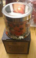 3 Docht-Kerze im Glas  von Partylite Eisfrüchte oder Maulbeere oder .......NEU