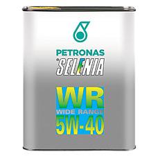 Olio motore auto Selenia WR Wide Range 5W40 API CF/ACEA B3/B4 - ORD. MIN. 2 LT.