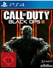 Call of duty black ops 3 ps4 Deutsch (Sony PlayStation 4) NEU OVP