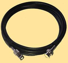 3,0 m Kabel-Verlängerung RG58 BNC-Kupplung -BNC-Stecker für Funk-Scannerantenne