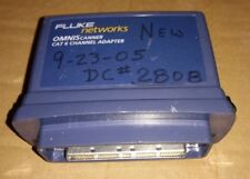 FLUKE NETWORKS 2950-4915-01 OMNISCANNER CAT 6 Channel Adapter