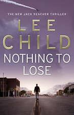Lee Child Signed Books