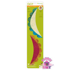 Accuquilt GO! Fabric Cutter Die Swag by Alex Anderson Quilt Block Sewing 55108
