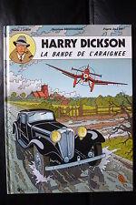 BD harry dickson n°1 la bande de l'araignée réédition 1995 TBE zanon