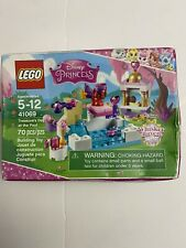 LEGO 41069 Disney Princess TREASURE'S DAY AT THE POOL  new sealed Smashed Box