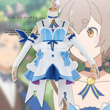 Felix Argyle Cosplay Re:Zero kara Hajimeru Isekai Cat Neko Dress Costume REzero