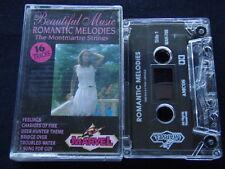 Beautiful Music Romantic Melodies - Montmartre Strings 1992 Tape Cassette (C22)