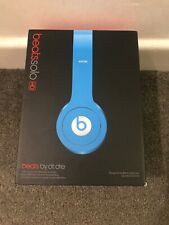 Empty Box Of Beats By Dr.dre Solo HD Headphones  Empty Box Only