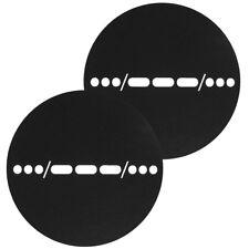 TECHNICS SLIPMATS (S.O.S.) coppoa panni sottodisco x giradischi turntable