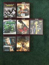 Lot Of 7 HD DVD's