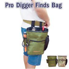 Shrxy Pinpointing Metal Detector Find Bag Multi-purpose Digger Tools Bag