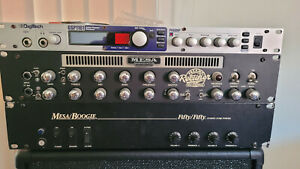 MESA BOOGIE RECTIFIER RECORDING PREAMP All Tube recording preamp STEREO