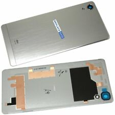 Rear Cover For Sony Xperia X Performance Silver Replacement Battery Camera Lens