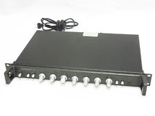 New ListingCrown Straight Line Two Sl-2 Stereo Audiophile Rack Mount Preamplifier