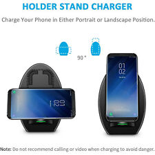 For Samsung Galaxy Note 10/S10+/S10E/S9 Plus Micro USB Cable Wireless Qi Charger