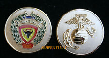 3RD BATTALION 4TH MARINES 3/4 US MARINES CHALLENGE COIN GRUNT CAMP GANNON IRAQ