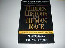 """Forbidden Archeology Hidden History""  Watchtower Research Creation Evolution"