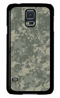 Camouflage Camo Digital Pattern Samsung S3 S4 S5 Note 2 3 4 protective case