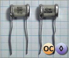Silver Mica Capacitor Sgm-2-G-Oc (Os) 1200pF 1.2nF 0.0012uF 250V 2% â—Š pair or +