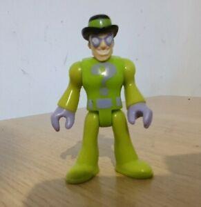 Imaginext dc comics The Riddler action figure