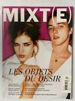 Mixte French Fashion Magazine May June 2004 Lou Doillon Louis Garrel