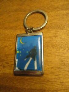 Corto Maltese- Hugo Pratt-porte clé et accroche laiton-Fable de Venise-2003