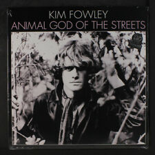 KIM FOWLEY: Animal God Of The Streets LP Sealed (Spain, 220g pressing)