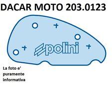 203.0123 FILTRO ARIA POLINI APRILIA SR 50 R-FACTORY INIEZIONE (Motore Piaggio)