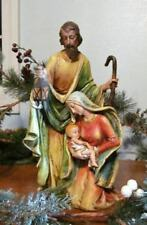 Nativity Set Holy Family and Lantern 15 in Tabletop Decor Christmas Centerpiece