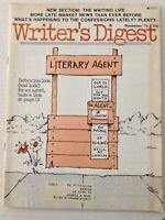 Writer's Digest Magazine Literary Agent November 1975 022319nonrh