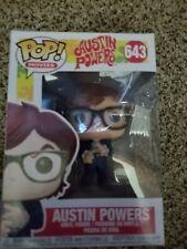 Funko Pop! Movies: Austin Powers - Austin Powers 643 30773 Vinyl Figure In Stock