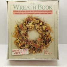 The Wreath Book and Kit, By Rob Pulleyn