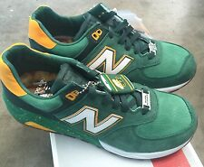 New Balance X Burn Rubber MTR572BR Green Yellow SIZE 7.5 NEW WITH BOX Vernors