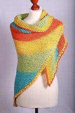 XXL Dreiecks - Halstuch in bunten Farben!