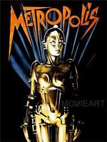 METROPOLIS VINTAGE MOVIE POSTER FILM A4 A3 ART PRINT CINEMA #2