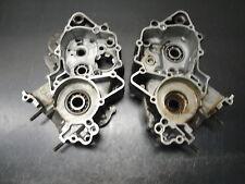 93 1993YAMAHA YZ80 YZ 80 MOTORCYCLE MOTOR ENGINE CRANKCASE CASES CASE