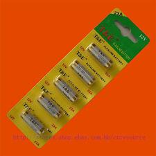 PO//DR// 5 PILES 23A 12 v POUR TELECOMMANDE ET ALARME NEUF SOUS BLISTER